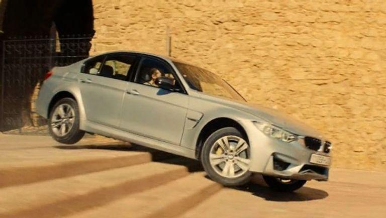 طراز BMW M3 من ماركة بي إم دبليو، موديل عام 2015