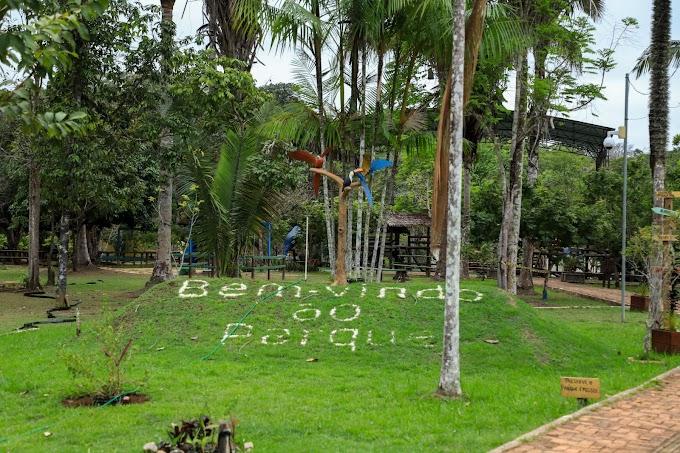 TURISMO RONDONIENSE: Parque Natural de Porto Velho é reaberto para visitação