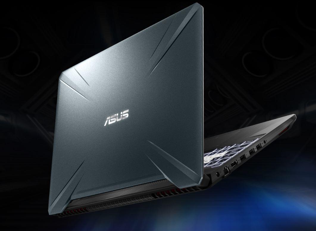 Asus TUF Gaming FX505GT I565B6T, Laptop Gaming dengan Layar 144Hz Termurah