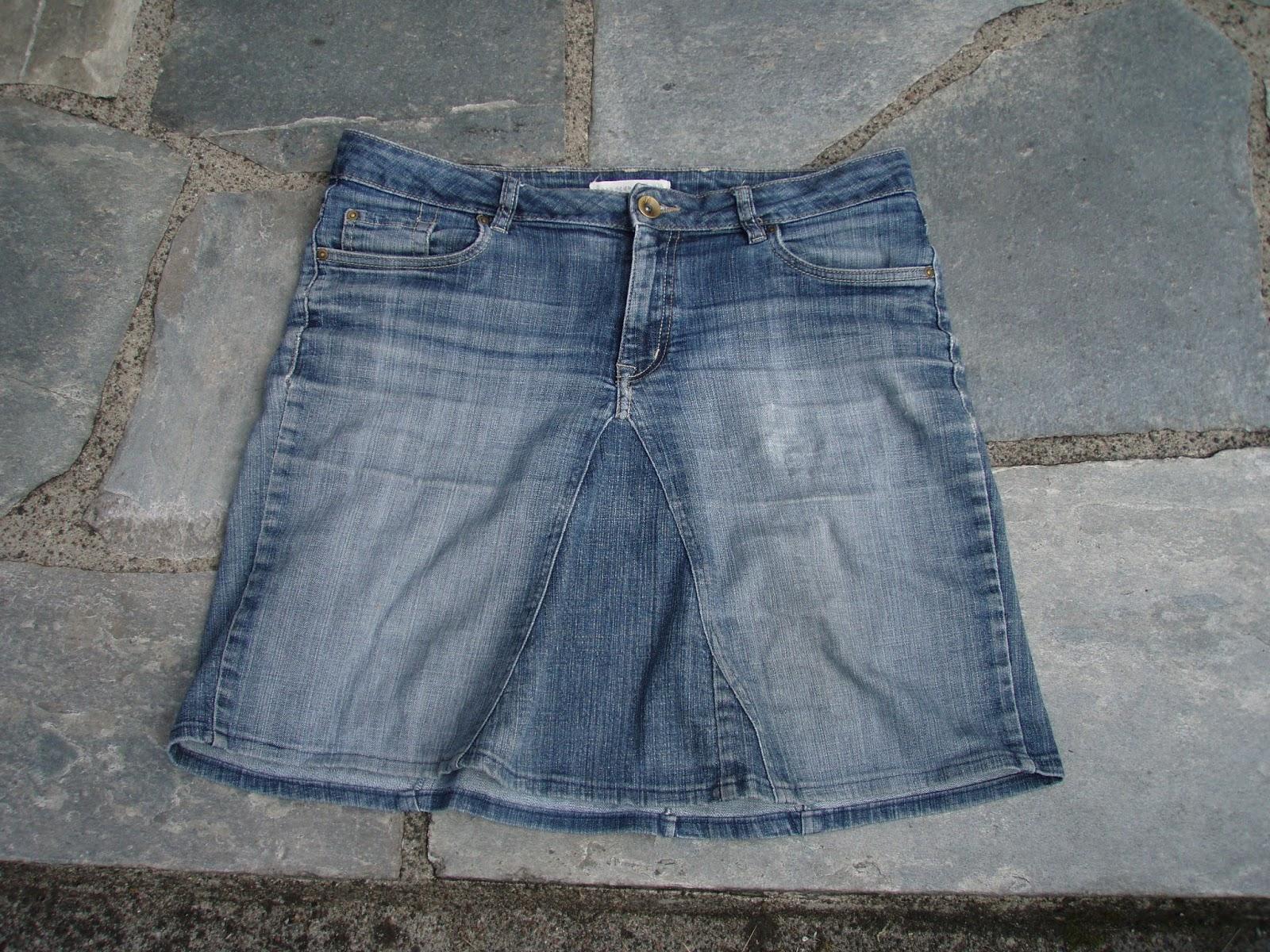 d5f7f114 Jeg sliter alltid buksene mine på innsiden av lårene (sånn er det når man  har tjukke lår!). Denne gamle buksa var av en litt videre modell enn det  jeg ...