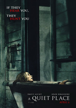 A Quiet Place 2018 BRRip 720p Dual Audio In Hindi English