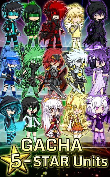 Gacha World MOD APK v1.2.1