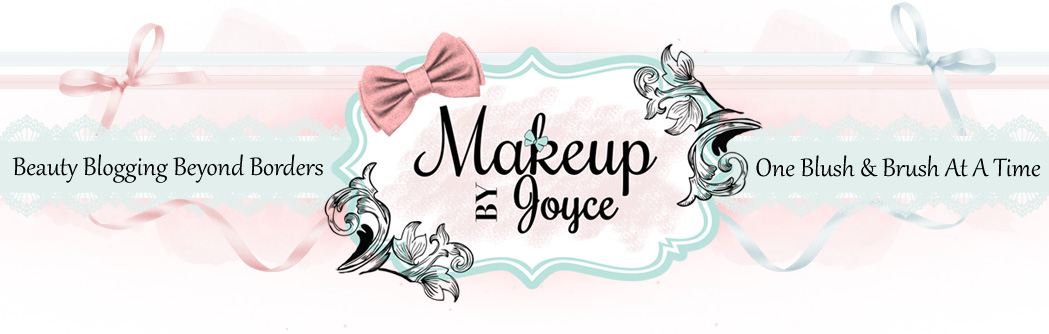 ! **❤ MakeupByJoyce ❤** !