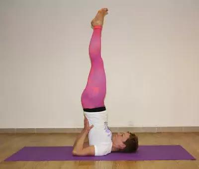 Sarvangasana Yoga | सर्वांगासन योग
