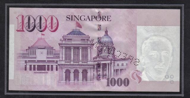 1000 singapore dollar