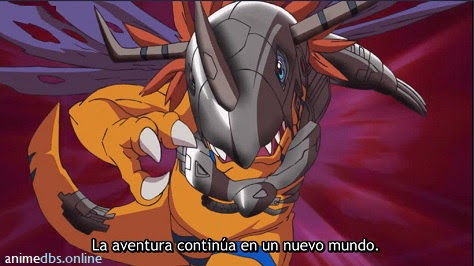 Digimon Adventure (2020) Capítulo 16 Sub Español HD