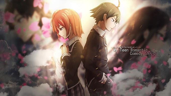 High school romantic manga