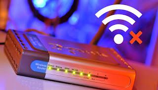 قطع الاتصال عن الاجهزة المتصلة معك بالشبكة الواي فاي