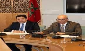 سياسة - لجنة الخارجية بمجلس النواب تصادق على ترسيم حدود المغرب البحرية لتمتد إلى الأقاليم الصحراوية