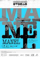 Concierto de Manel en Sala But