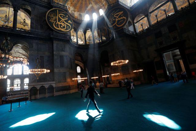 Το Συμβούλιο της Ευρώπης καταδίκασε τη μετατροπή της Αγίας Σοφίας σε τζαμί