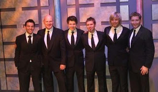 Celtic Thunder on QVC
