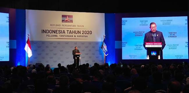SBY Pastikan Kawal Pemerintahan Jokowi