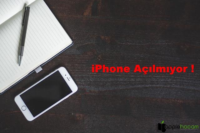 iphone-acilmiyor