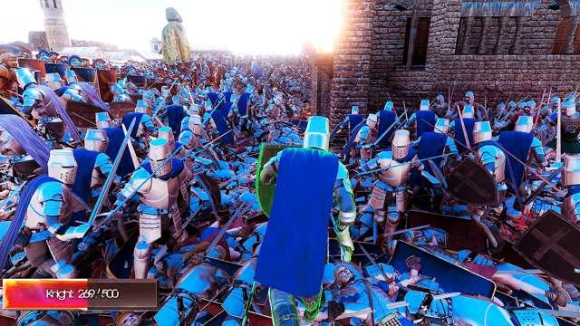 Ultimate Epic Battle Simulator PC Full