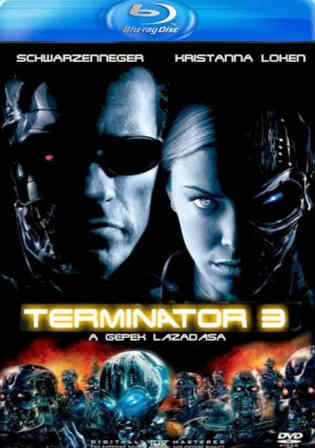 Terminator 3 Rise Of The Machine 2003 BRRip 350MB Hindi Dual Audio 480p Watch Online Full Movie Download bolly4u