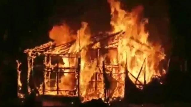 पश्चिम बंगाल : आसनसोल में भाजपा कार्यालय में आग लगाई गई, पार्टी ने टीएमसी को दोषी ठहराया