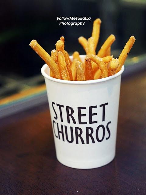 Sour Cream Churros Fries RM 7.90