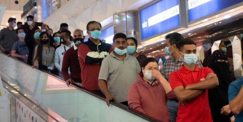 WNA di Indonesia 98 Jiwa Terinfeksi Virus Corona