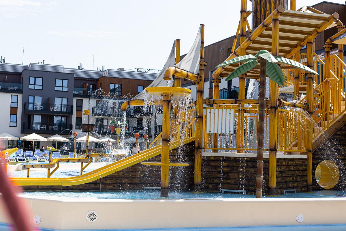 Reklamy  Bel Mare Resort dla dzieci
