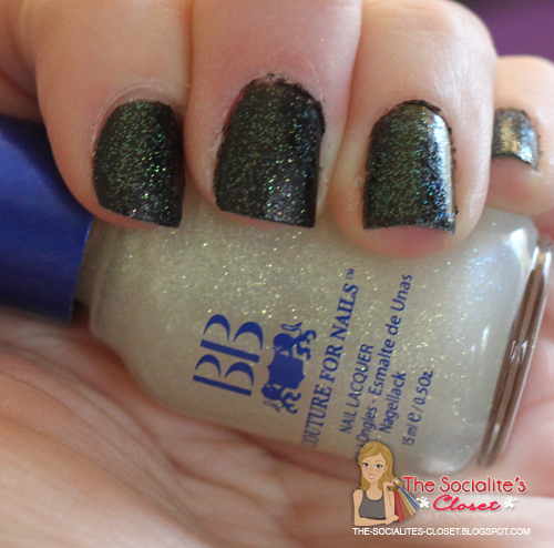 BB Couture Ashes with Diamond Dust