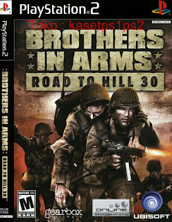 Password Brothers in Arms: Road to Hill 30 PS2