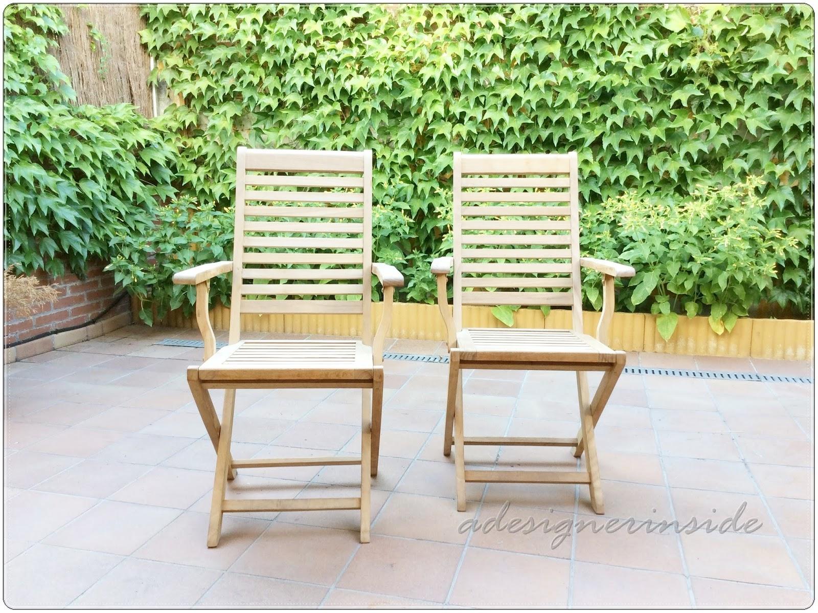 A designer inside como proteger los muebles de exterior for Muebles exterior