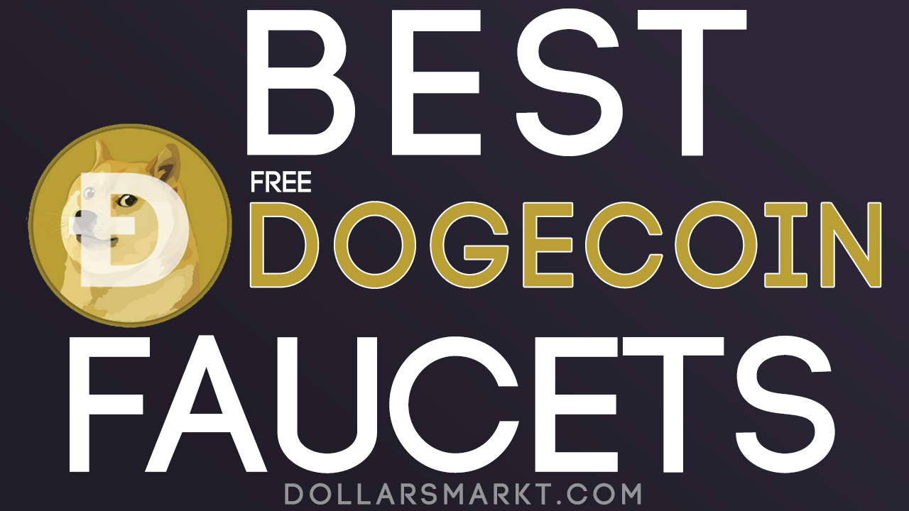 best dogecoin faucets 2021, doge free faucets list 2020