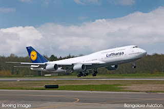 Lufthansa to commence Boeing 747-8i service to Bangalore from September 13