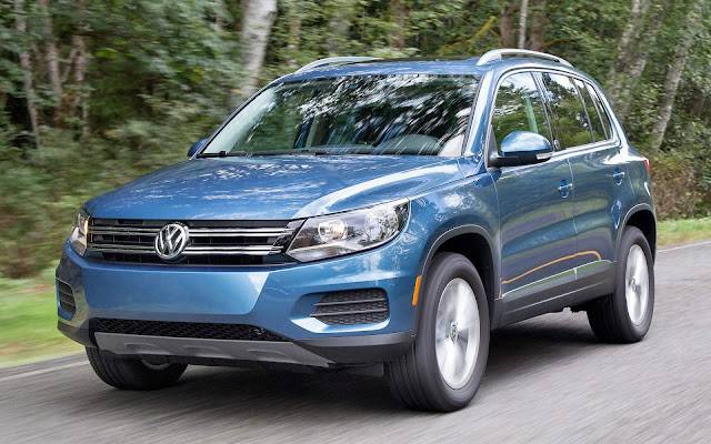 VW Tiguan 2018 Limited