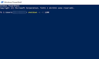 PowerShell Windows