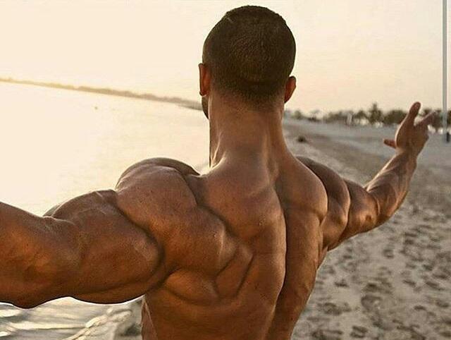Rutina de hombro y trapecio