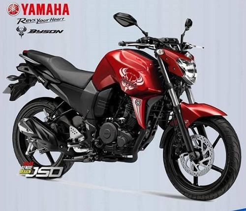 All New Yamaha Byson FI