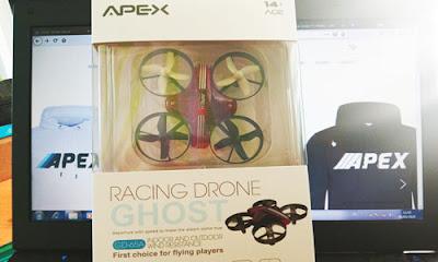 Drone Murah Apex GD-65A
