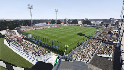PES 2020 Parque Viera Stadium