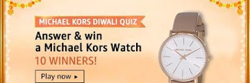 Amazon Quiz - Which of the following is a men's watch?