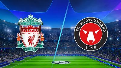 مشاهدة مباراة ليفربول ضد ميتييلاند 9-12-2020 بث مباشر في دوري أبطال أوروبا