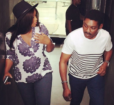 omotola jalade husband latest news