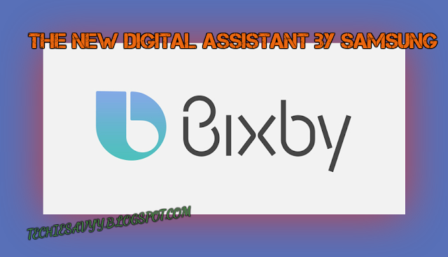 Samsung digital assistant Bixby