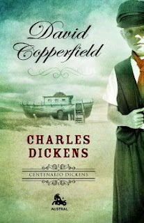 Portada del libro David Copperfield para descargar en pdf gratis