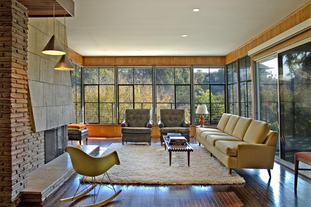 Larsen interiors llc traditional vs mid century modern - Mid century modern design ideas ...