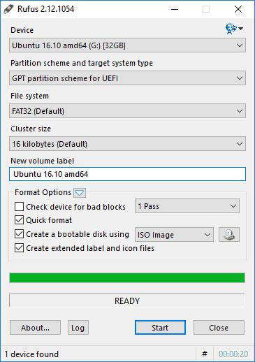 تحميل برنامج Rufus حرق و نسخ الويندوز على الفلاشة  USBللكمبيوتر