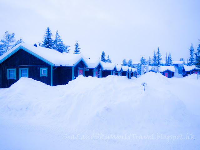 瑞典, 冰酒店, Icehotel, warm accomodation