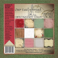 ODBD Christmas Paper Collection 2013