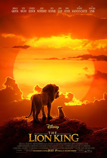 The Lion King (2019) movie poster