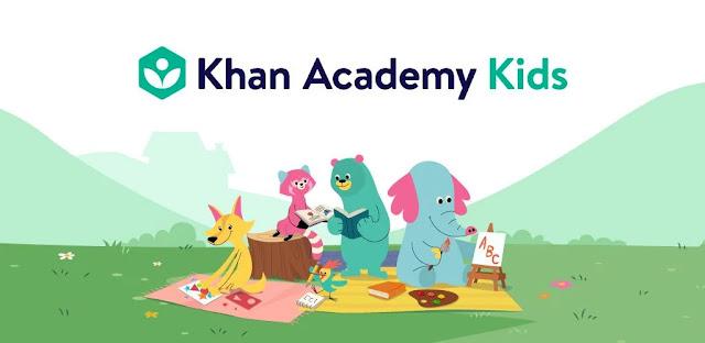 تحميل تطبيق اكاديمية خان Khan Academy Kids تطبيق تربوي تعليمي للاطفال للاندرويد و الايفون