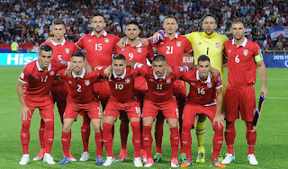 Serbia FIFA squad for 2018 world cup