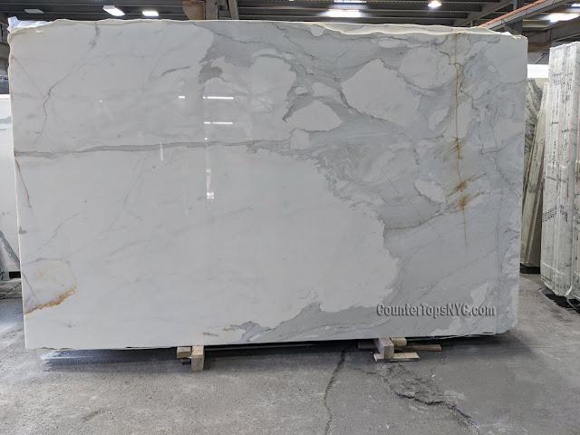 Calacatta Gold Natural Stone Marble Slab SHI NYC