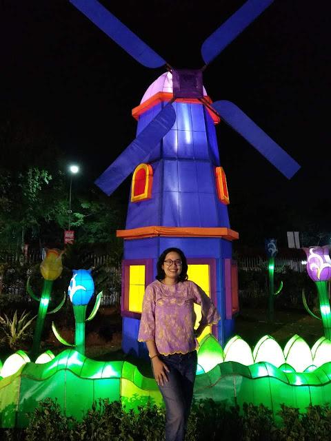 city of light jakarta fair 2019