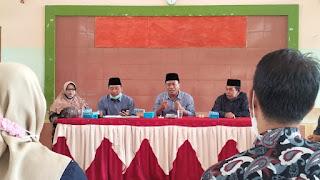 Foto : Dokumentasi Kegiatan Sosialisasi Kemenag Lombok Tengah